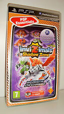 JEU SONY PSP INVIZIMALS SHADOW ZONE COMPLET