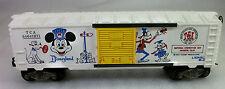 "LIONEL: 6464-1971 TRAIN COLLECTORS ASSOC. ANAHEIM CONVENTION  ""MICKEY"" BOX CAR"