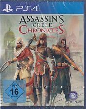 Assassin 's Creed: Chronicles-ps4/PlayStation 4 nuevo con embalaje original-versión alemana!