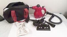 Scunci Steamer 900 Model 52063 w/ Accessories & Bag