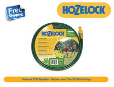 Hozelock 6755 Sprinkler / Soaker Hose 7.5m 25' With Fittings