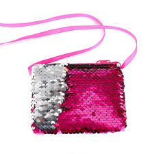 Wallet Paillette Pocket Coin Purse For girls kids Mermaid pouch portable bags