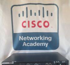 Cisco 2520 Router Frame Relay 8F/8D 11.0 IOS  AUI CCNA CCNP CCIE 1-YR Warranty