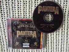 Pantera - Official Live (101 Proof/Live Recording, PA, 1997)
