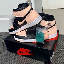 ebaa995b Brand New Nike Air Jordan 1 High OG Crimson Tint Black Rustic Pink Size 12.5
