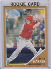 BRYCE HARPER 2011 RC Topps Heritage BASEBALL ROOKIE CARD $$ Minor League SENATOR