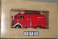 L 319  Mercedes Benz Feuerwehr BUB 06805 NEU 1:87 H0 å