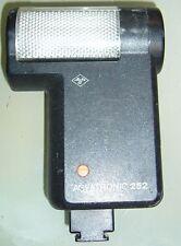 Flash Agfatronic 252 agfa fotografia camera vintage