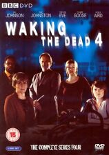 Waking the Dead Series 4 DVD Trevor Eve Sue Johnston Andy Brand New and Sealed