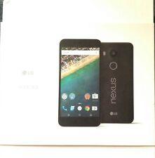 "Smartphone Android 7.1 LG Google Nexus 5x 32Gb 5,2"" H791 Snapdragon 4K NFC"