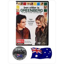 Greenberg (DVD) Region 4 - Ben Stiller - Greta Gerwig - Jennifer Jason Leigh