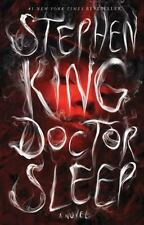 DOCTOR SLEEP by Stephen King a paperback Book FREE SHIPPING steven Dr