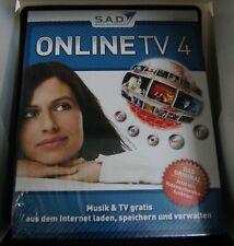 Online TV 4, Musik und TV gratis aus dem internet laden, speichern, neu&ovp, TOP
