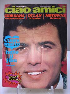 Ciao Amici n°41 del 10 ottobre 1967 rivista settimanale per giovani - vintage