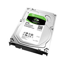 "Seagate BarraCuda 3TB Internal 3.5"" (ST3000DM008) HDD Brand New, Sealed"