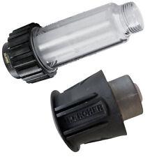"""HD-Schnellkupplung AL (Quick Connect) & Wasserfilter (3/4"""") für Kärcher K2 - K7"""