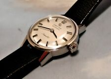 Ladies stainless steel CERTINA New Art AUTOMATIC with box in beautiful condition
