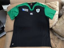 Canterbury Ireland Rugby Union World Cup 2015 Away Shirt 2XL Worn Once Great Con