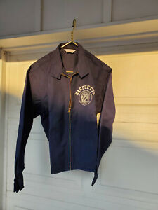 vintage marquette university jacket by champion size medium