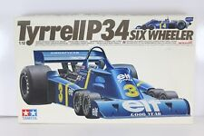 TAMIYA PLASTIC MODEL KIT 1/12 TYRRELL P34 SIX WHEELER °BS1221
