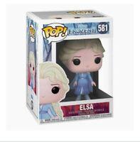 Funko Pop! Movies: Frozen II - Elsa Vinyl Figure 581
