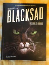 Blacksad (Hardback, 2010) By Juan Diaz Canales & Juanjo Guarnido  , NEW