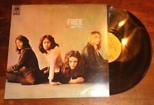 Free record album Fire and Water