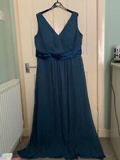 JJS House Bridesmaid dress Blue
