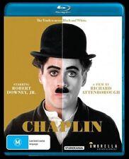 Chaplin (Blu-ray, 2017)