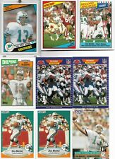 Lot of 215 different Dan Marino cards - 1984-2015 - 292 cards total - ROOKIE