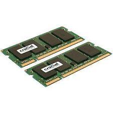 Crucial Ct2kit51264ac800 - 8GB kit (4gbx2) DDR2 800MHz