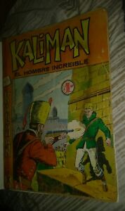 Kaliman Number 13 comics very rare and hard to find