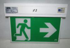 LED Notleuchte Notausgang Fluchtwegleuchte Notlicht Leuchtmittel (A3)