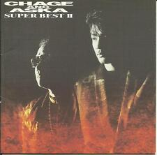 Chage and Aska: [Made in Japan '92] Super Best II            CD