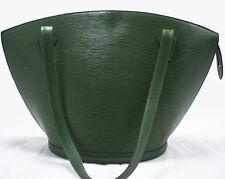 Louis Vuitton EPI Saint Jacques Schultertasche Bag Shopper Shoulder Tasche L