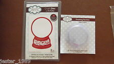 Sue Wilson Die - SNOW GLOBE CED3079 + TREAT CUPS to make shaker cards