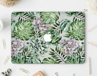 Succulent Macbook Top Bottom Printed Hard Cases Set Macbook 12 Air 11 13 Pro 15