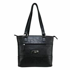Vism Concealed Carry Tote Bag, Black, Bwa001 Carrying Bag