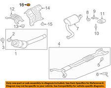 JAGUAR OEM 14-18 F-Type 3.0L-V6 Rear Bumper-Outer Bracket Screw C2C22719