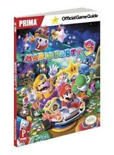 Mario Party 9 Prima Official Game Guide- Brand New-Great Deal-Fast Ship! GD-078