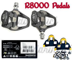 Shimano Ultegra PD-R8000 SPD-SL Racing Pedals NIB (IPDR8000)