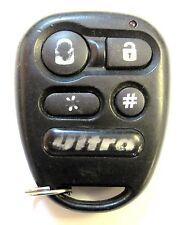 Ultra Start MKYTXPT4G aftermarket replacement keyless remote FOB entry BOB PHOB