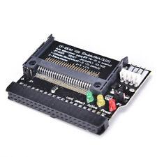 Compact Flash CF auf 3,5 Buchse 40 Pin IDE Bootfähiger Adapter KonverterYR