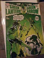 Green Lantern #76 - Classic Neal Adams cover - DC (1970) - VG