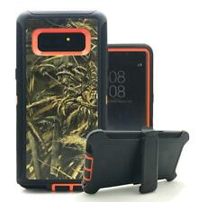 For Samsung Galaxy Note 10 Plus Tree Camouflage Military Case Clip Fits Otterbox
