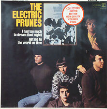 THE ELECTRIC PRUNES - I Had To Much To Dream Last Night SEALED Colored Vinyl LP