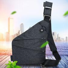 Sport Anti-theft Men Sling Bags Shoulder Strap Bag Messenger Chest Cool Bag