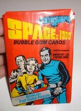 1976 Donruss Space 1999 Wax Pack Vintage Sci-Fi !