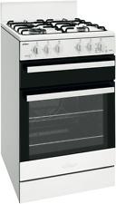 NEW Chef CFG503WBLP 54cm LPG Gas Upright Cooker