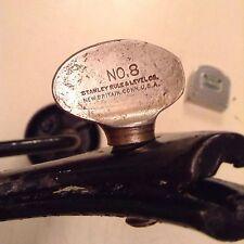 NOS 1933-34 STANLEY NO. 8 SPOFFORD BRACE ~UNUSED ~STILL IN COSMOLINE GREASE
